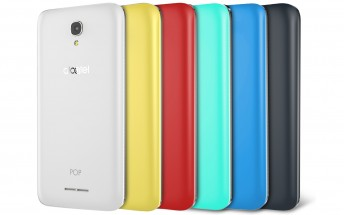 Alcatel makes its new POP 4 line official