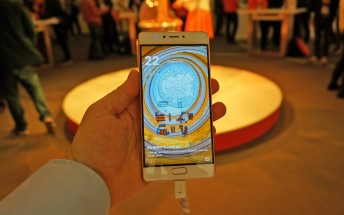 Check out our Gionee S8 hands-on