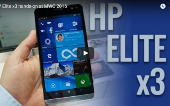HP's upcoming Elite x3 Windows 10 phone might have compatibility issues with Verizon's network