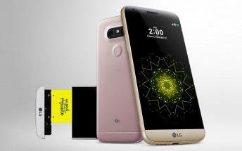 Here's what we know about LG G5's US availability and pricing so far