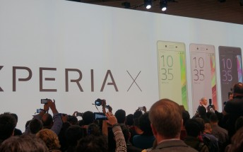 One on one interview with Sony - read about the Xperia X and more