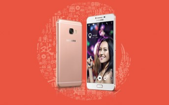 Samsung Galaxy C5 and Galaxy C7 now available in China