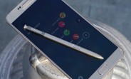 Leak hints at new S Pen and Air Commands on the Samsung Galaxy Note7