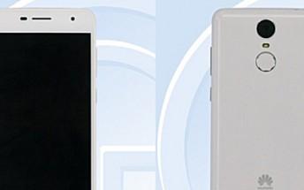 Huawei NCE-AL00 passes through TENAA with 13MP camera, 4,000mAh battery