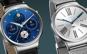 Huawei may choose Tizen OS for its upcoming smartwatches