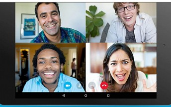 Skype's Android app is now more reliable on Samsung devices running Android 6.01 and 5.11