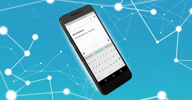 SwiftKey Beta for Android lets you type in five languages at