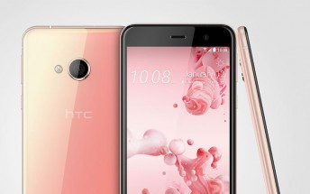 HTC U Play debuts with 5.2