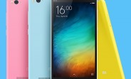 Xiaomi unveils 32GB Mi 4i; priced at $235