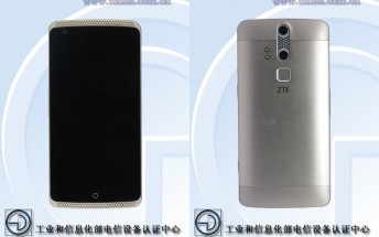 Fingerprint sensor-toting ZTE Axon passes through TENAA