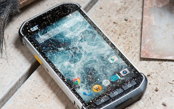 Cat S40 is the company's most rugged smartphone to date