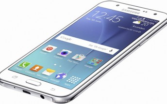 Samsung Galaxy J5 now available in Europe