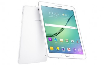 Samsung begins taking Galaxy Tab S2 pre-orders in Europe
