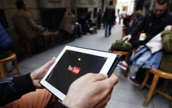Google says YouTube's viewing time is up 60% compared to last year