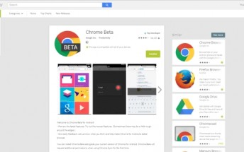 Google Play web design gets an update
