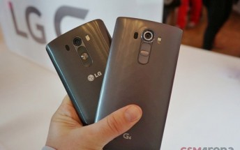 LG G4 on T-Mobile getting January security update