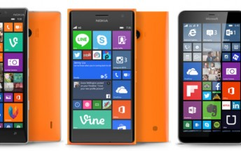 Specs of upcoming Lumia 550, 750 and 850 leak
