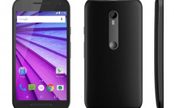 Moto G (3rd gen) will cost $179.99 according to carrier leak