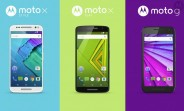 Motorola Moto X Style and Moto X Play announced with 21MP cameras