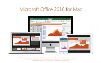 New Office 2016 for Mac now available for purchase