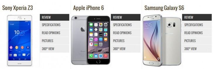 Compare Phones Side By Side >> Introducing The New Gsmarena Com Gsmarena Com News