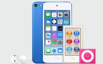 Apple expected to launch updated iPod touch, nano, and shuffle today