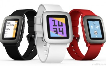 Pebble Time now available for purchase in the US