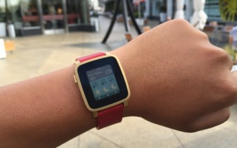 Pebble Time Steel to begin shipping to backers later this month