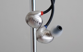 RHA T20 in-ear headphones review