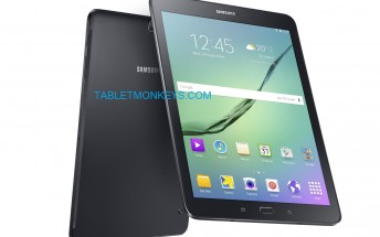 Alleged press images of Samsung Galaxy Tab S2 make the rounds online