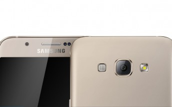 Galaxy A8 goes official, slimmest Samsung to date