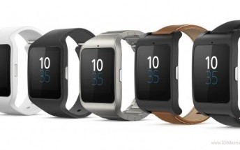 Sony SmartWatch 3 now available for as low as $148
