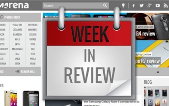 Week 35 in review: Xperia Z5, Lumia 940, Nexus 6, HTC Aero and BlackBerry Passport