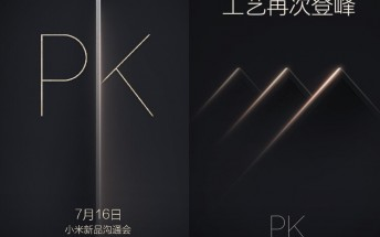 Xiaomi teases new devices, the event is on July 16
