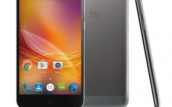 ZTE announces the Blade D6 with high-grade aluminum alloy body