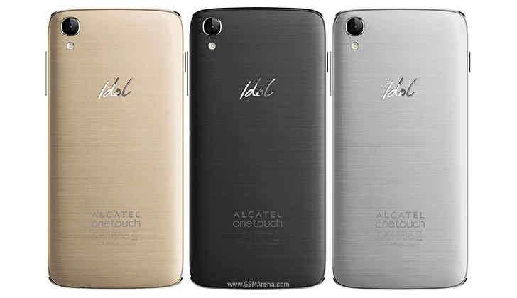 Alcatel Idol 3 (4 7) launches in North America, costs $180