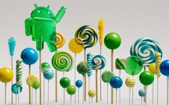 Nearly one-fifth of all active Android devices now run Lollipop