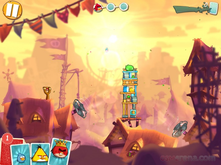Angry Birds 2 Review - GSMArena blog