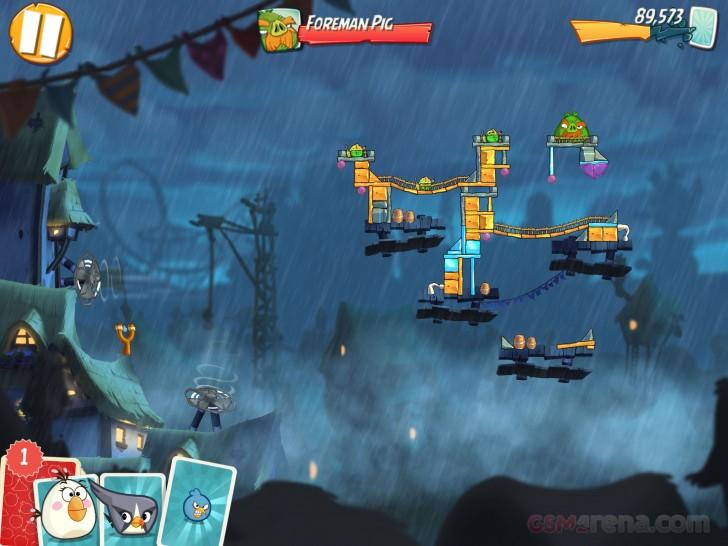 Angry Birds 2 Review - GSMArena blog