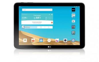 Marshmallow update starts hitting LG G Pad X 10.1