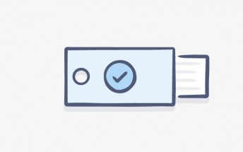 Dropbox adds support for USB key authentication