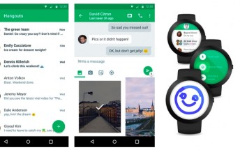 Google launches faster Hangouts 4.0 for Android with material design
