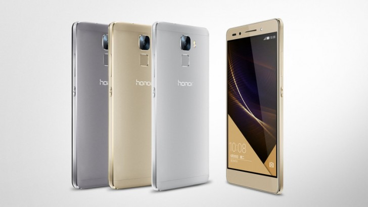 huawei uk. as the honor 7 will apparently be first smartphone to sold by vmall in europe, it launch with a special offer. it\u0027s said priced at under huawei uk