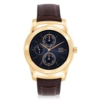 LG Watch Urbane Luxe, The Smartwatch for LG with 23-Karat Gold Costume Is Official