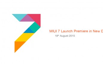 Xiaomi confirms MIUI 7 global launch for August 19