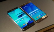 Benchmarking Samsung Galaxy Note5 and Samsung Galaxy S6 edge+