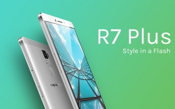 The Oppo R7 Plus hits international markets