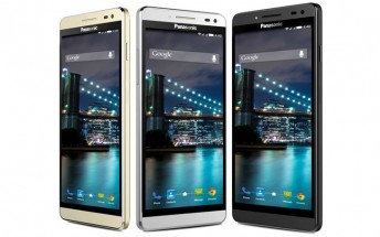 Panasonic unveils three 4G dual-SIMs: Eluga L2, I2 and T45