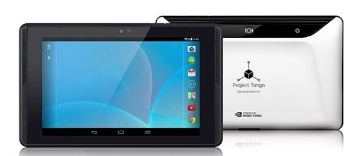 Google's Project Tango goes international, now available ...