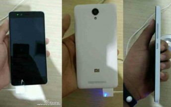 Xiaomi Redmi Note 2 leaks ahead of announcement